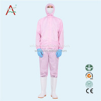 dust coat lab coat uniform esd smock