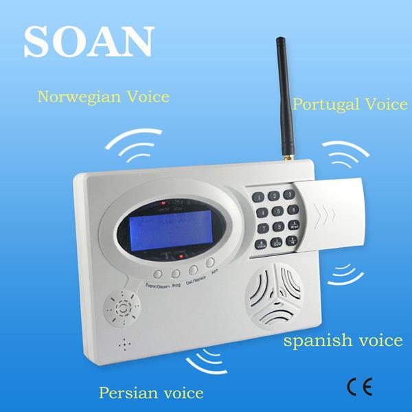 Gsm Home Alarm System User Guide