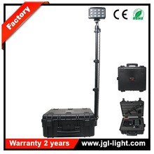 Energency saving 2000lm portable light station RLS936L 36W powerful battery powered rechargeable led work light