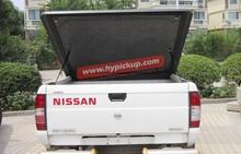 2004-2010, Extended (King) Cab Titan tonneau cover fiberglass