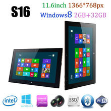 11.6 inch 1366*768px Intel i5 1037U Windows Wifi GPS 3G Tablet pc S16