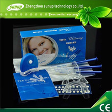 Bleach Bright Whitening Teeth professional care home kits with 3ml syringe gel