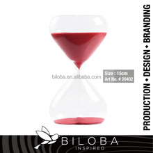 Customized decorative sand timer hourglass , Premium Quality
