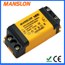 customized 12v led driver 300ma led switching power supply