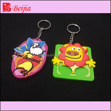 Bulk customized PVC keychains, PVC key rings,PVC key holder with own logo