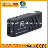 MK808 RK3066 Cortex A9 Dual Core 1.6GHz Google Android 4.1 mk808 pc mk 808 google android tv player 4.1