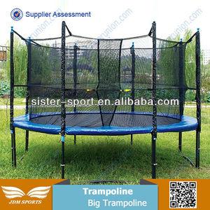Exercício DA aptidão 6FT-16 PÉS de Aluguer de ginástica de Trampolim ao ar livre de alta qualidade