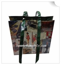 XIAMEN ODELY Reusable Shopping Tote Bag lamination bag/pp non woven bag/pp laminated non woven bag