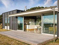 prefab modern steel cabin/hotel sleep box/20 flat pack container home