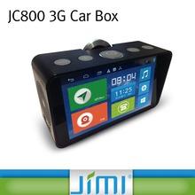 EU new product JC800 Accident Cameras smart car parking sensor system front camera car camera recorder GPS