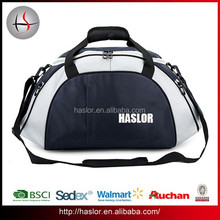 High quality large sport bags for men travel bags with shoe compartment
