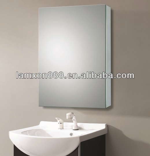 Glace salle de bain avec luminaire - Glace de salle de bain ...