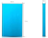 Alibaba China ultra slim lithium polymer powerbank 4000mah