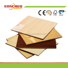 Best quality cheap melamine board for decoration in china