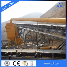 ST series heavy duty rubber cover mid&long distance stainless steel cord conveyor belt