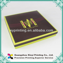 Chinese Lamination Cardboard Box Manufacturers with Lip and Base