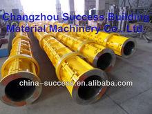 Concrete Electrical Pole Mould/PC Pole Mould/Steel Mould for Concrete Pole