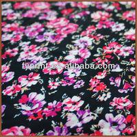 "Factory Direct Digital Printed Velvet Satin Polyester Material 58/60"""