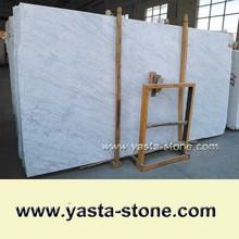 Bianco White Italian Carrara Marble Slabs Price