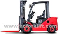 HANGCHA XF series 2 - 2.5 ton diesel / gasoline / DUAL FUEL / LPG forklift truck