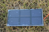 new solar powered solar charger laptop with USB port, portable bag and small carry bag for Iphone, IPAD and e cigarette