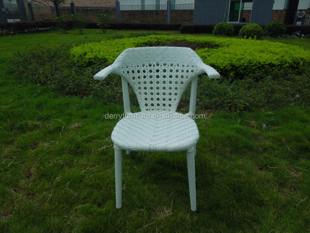 newly developed white garden rattan outdoor chair buy