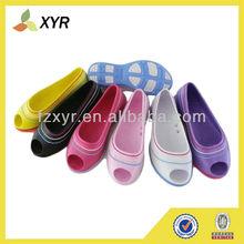Fábrica de venda quente novo EVA moda plástico tamancos