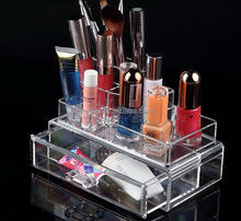 Hot selling cheap price good quality acrylic cosmetic organizer