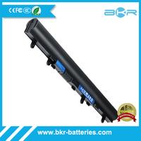 New Design AA grad lipo battery 2600mah laptop battery for acer 4ICR17/65 AL12A32