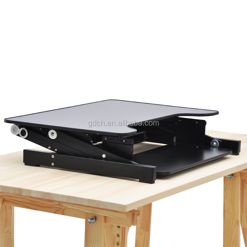 Portable Laptop Table Desk Sit Stand Desk - Buy Stand Up Desk