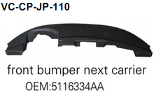 For jeep compass front bumper next carrier 5116334aa
