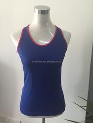 High Quality New Fashion Popular AB Yarn Woman Seamless Tank Top Sleeveless Vest Girls Tank Top
