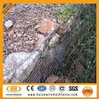 Gabion Box and Erosion Control Gabion Basket Supplier