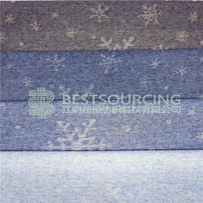 jacquard knit fabric