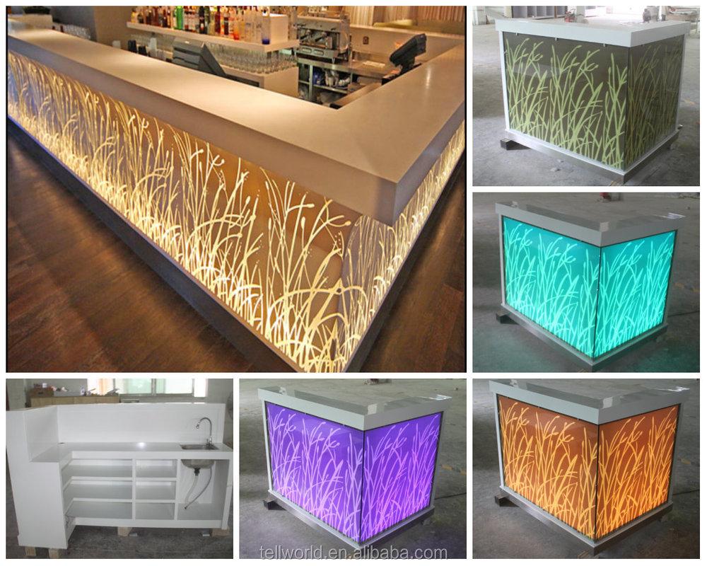Latest Nightclub Bar Counter Designs,Western Style Wine Bar Counters ...