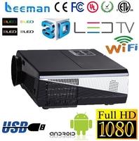 8000 lumens projector mini portable led projector