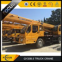 Popular XCMG 20 Ton mobile Truck Crane QY20B.5