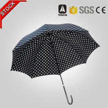 fashion accessories black and white dot rome umbrella