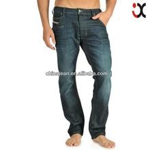 2015 jeans fabricante china novo modelo de jeans calças jeans para homens( jx8035)