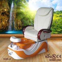 2015 wholesale fiberglass hotsale spa pedicure chairs&hot tub spa pool with MP3 (KZM-S123-2)