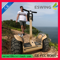 Eswing Balance off road 2 wheel standing up distribution scooters electric bike