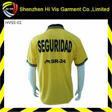 Ligero y transpirable Hombres camisa / Camisa estampado bordado