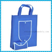 Fashion foldable shopping bag reusable,pp non woven foldable tote bag,cheap foldable shopping bag for marketing and promotion