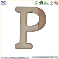 wooden alphabet letters wholesale home decorative letters