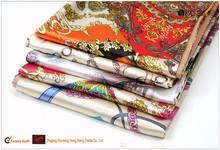 Fashion 100% pure silk pashmina with fringe