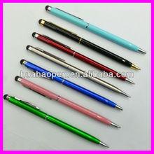 Hot selling metal twist ballpoint pen magice color pen