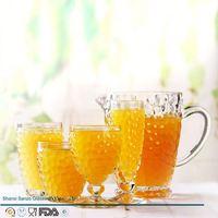 Sanzo Glassware Manufacturer wedding pitchers