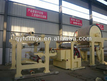 1575 double cylinder mould two big and one small dryer paper making machine
