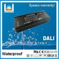 1800ma dimmable waterproof 100w ip67 dali led driver