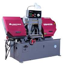 ISO9001 CE Quality Metal Band Saw Machine GB4028